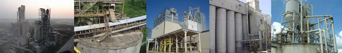 Mole•Master's™ silo cleaning services are available in the cement, chemical & plastic, coal, feed & grain, power and bulk storage industries.
