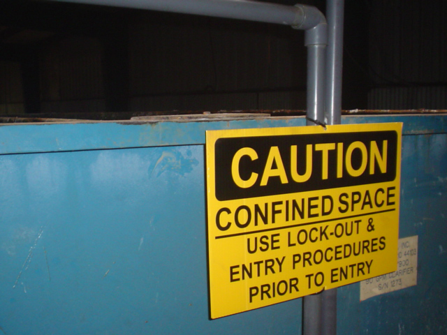 Confined Space Entry for Silo Inspections & Cleaning| Mole